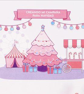 Creando mi campaña para Navidad